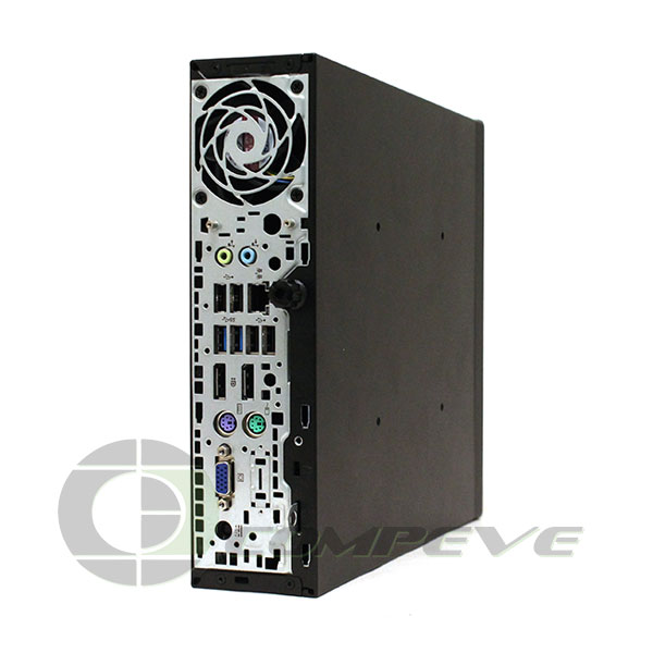 Détails : HP EliteDesk 800 G1 Ultra-slim desktop J9S51UA i5-4590S 4GB RAM  500GB HDD WTY