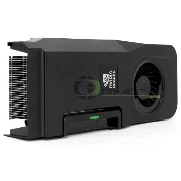 HP Z1 Type 2 Grapghic Cooler Type B Heatsink 671196-002 Cooler Only No Video Ca