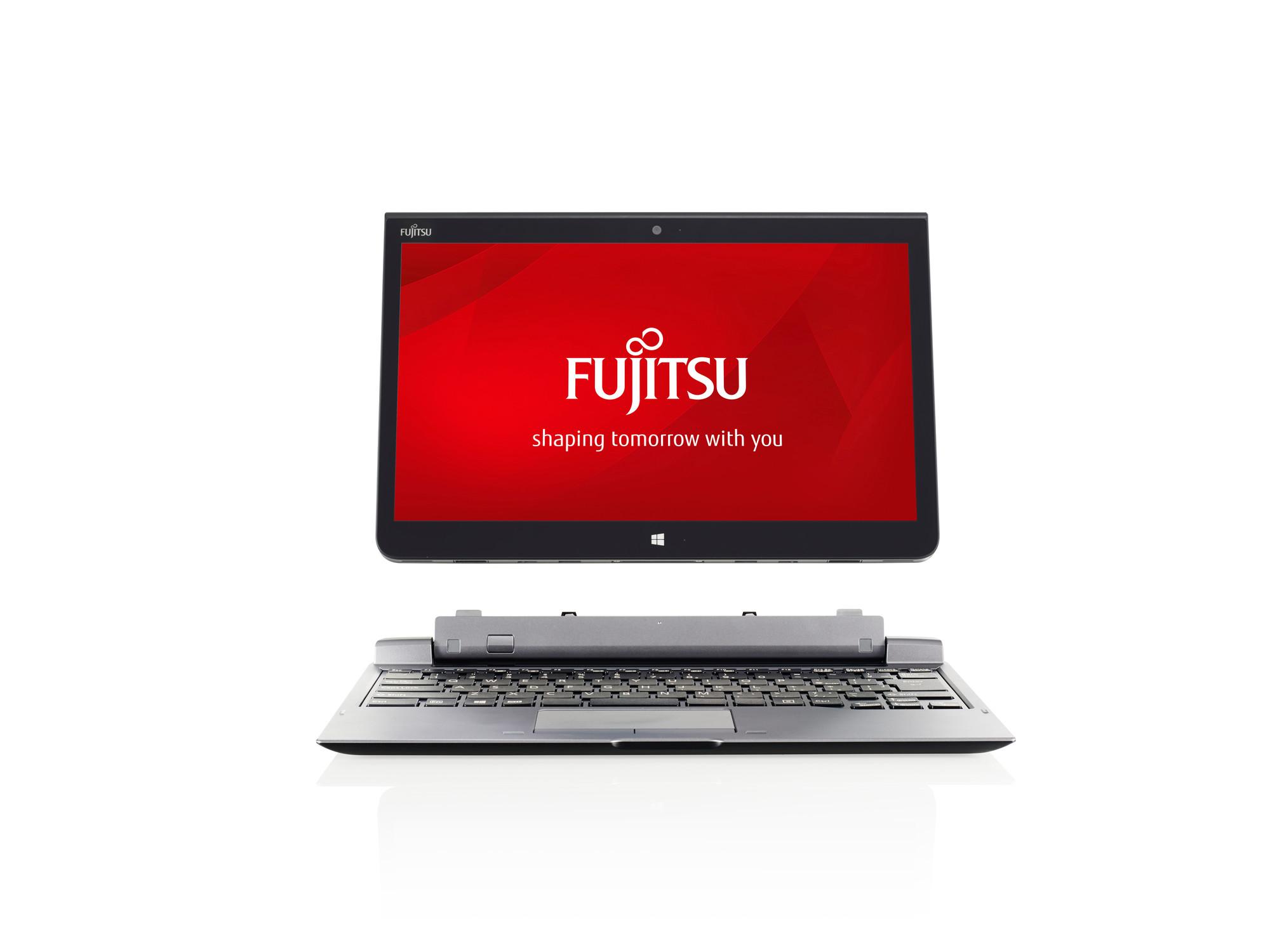 Ультрабук-трансформер Fujitsu Stylistic Q775