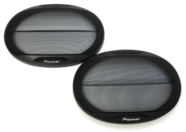 Car speaker covers grills