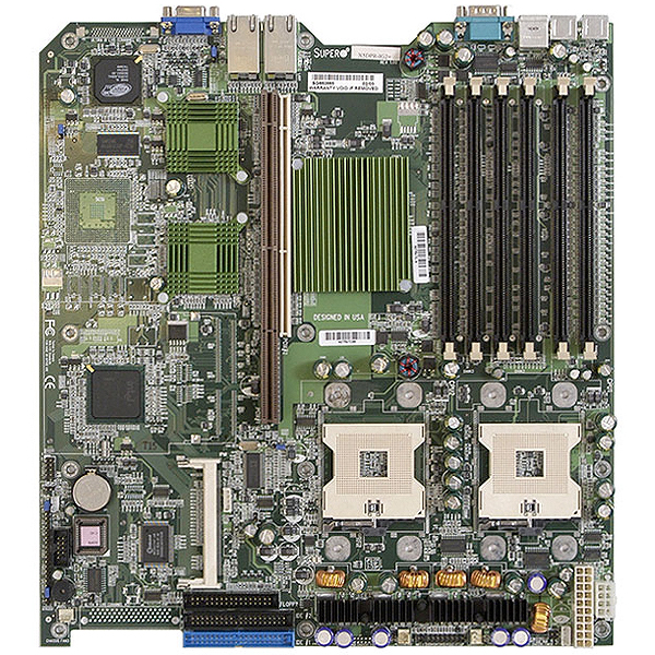 Supermicro X5dpr Ig2 Extended Atx Motherboard Systemboard