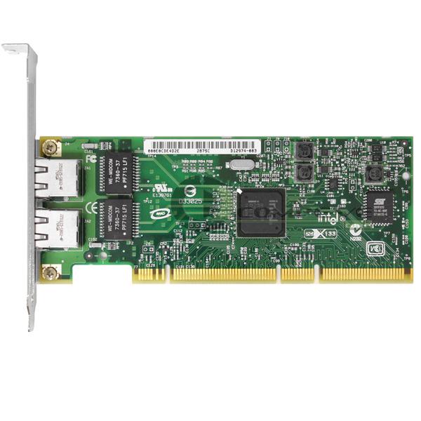 Intel PWLA8492GT PRO//1000 GT Gigabit Ethernet PCIx Network Adapter IBM 73P5109