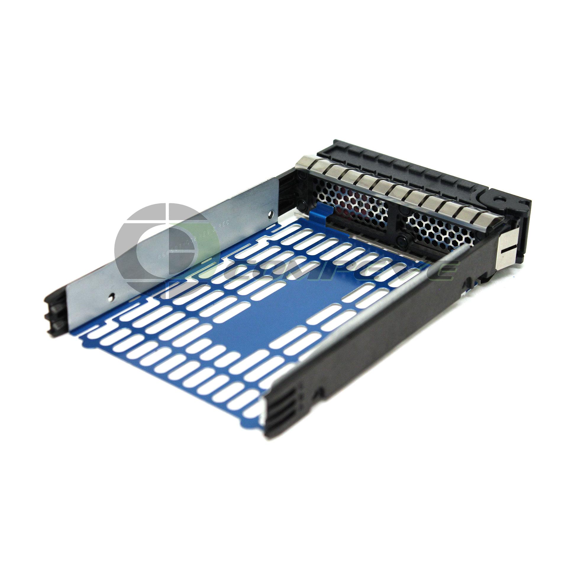 Genuine HP HDD Caddy Tray 3.5 SAS SATA 335537 667118-001 ML/DL ...
