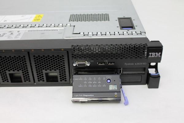 Ibm 794552u X3650 M3 2u Rack Server Intel Xeon E5645 2