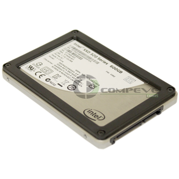 Intel s 320 Series solid-state drive