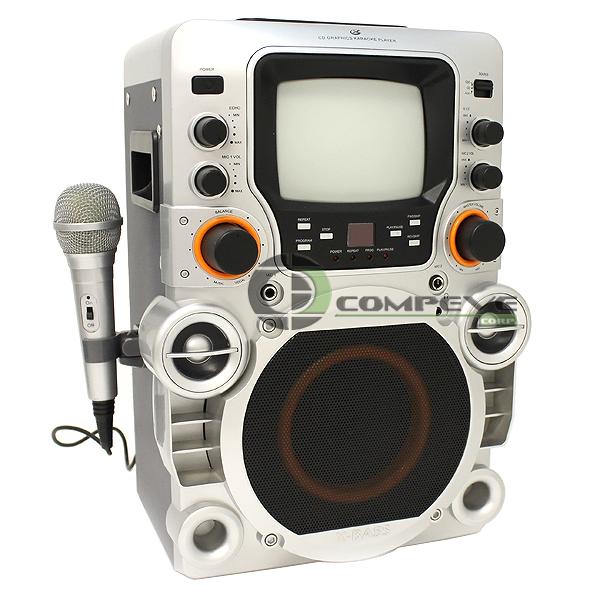 gpx kareoke machine