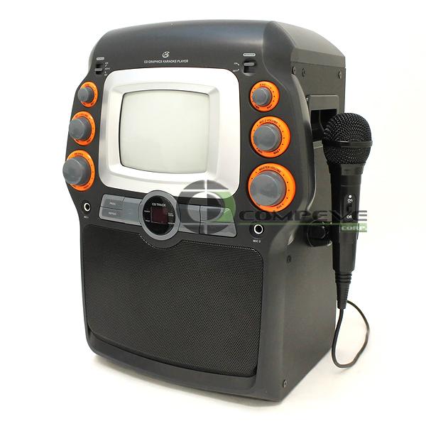 gpx karoke machine