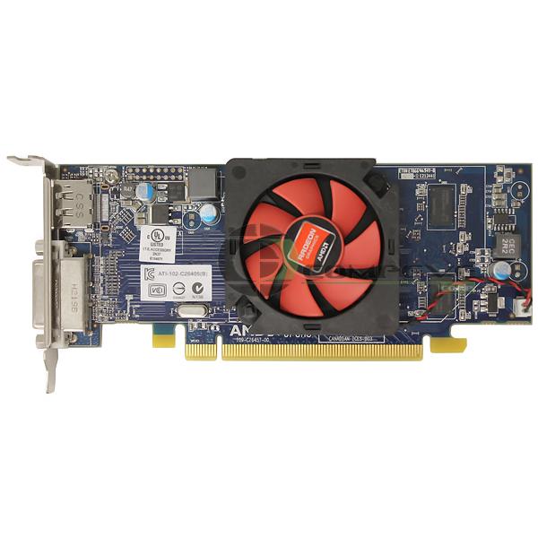 AMD Radeon HD 6450 1GB GDDR3 PCIe x16 Graphics Card Dell ...