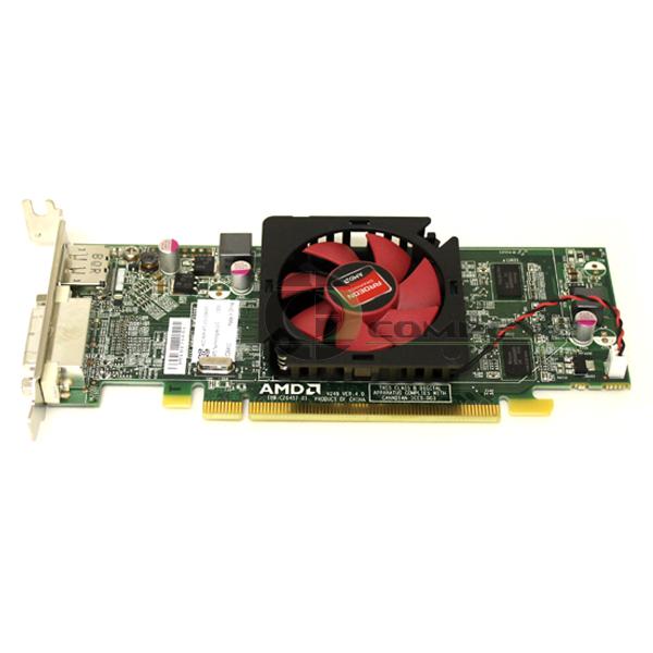 AMD Radeon HD 6450 1GB PCIe x16 DVI-I Video Card Dell ...