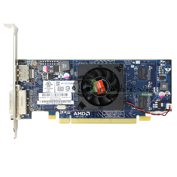 AMD Radeon HD 6450 PCIE 1GB GDDR3 Video Graphics Card