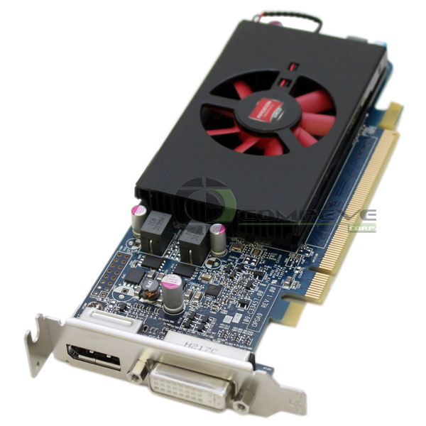 Amd Radeon Hd 7570 1gb Dvi Dp Video Card Dell Kfwwp Hd7570 Kfwwp 65 00 Professional Multi