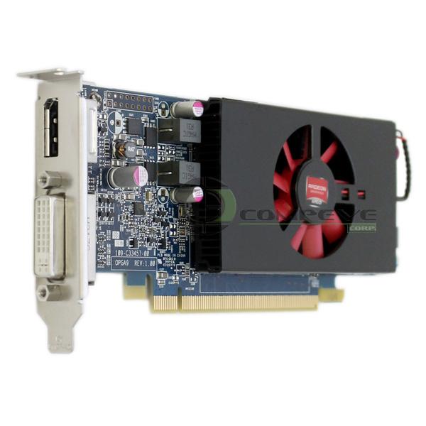 AMD Radeon HD 7570 1GB DVI DP Video Card Dell KFWWP HD7570
