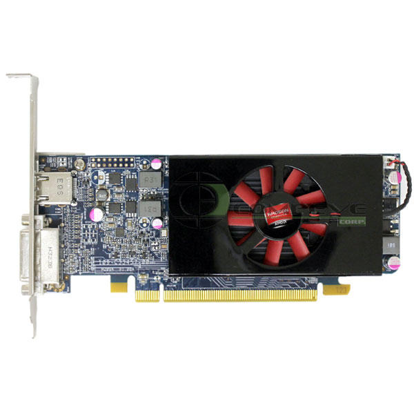 Amd Radeon Hd 7570 1gb Pcie X16 Hdmi Dvi Video Card Dell