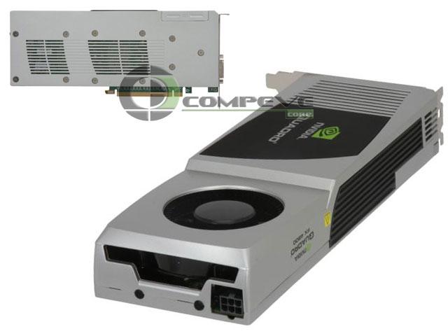 Dell 1G28H nVidia Quadro FX 4800 FX4800 1.5GB GDDR3 Video Card
