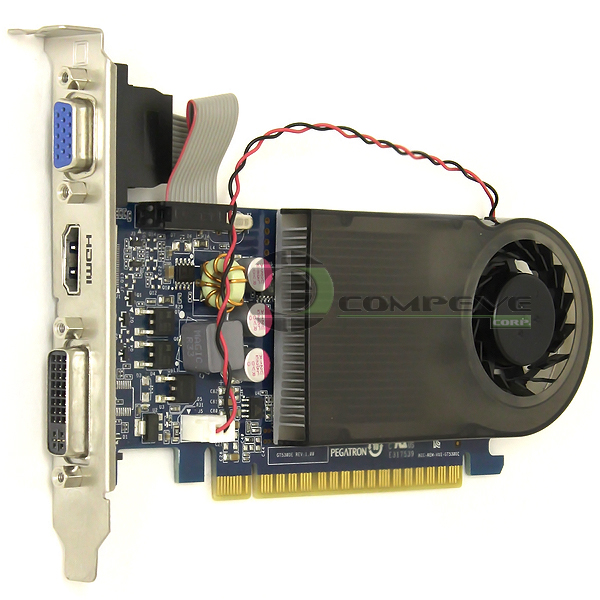His radeon hd 5450 650mhz pci-e 21 1024mb 1000mhz 64 bit dvi hdmi hdcp fan