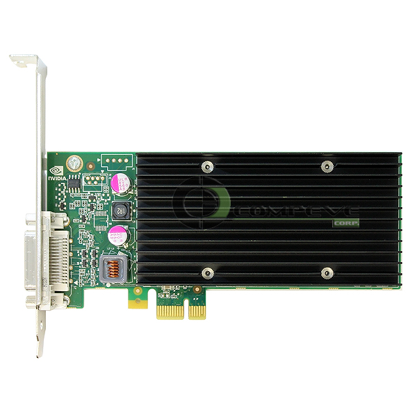 PNY NVIDIA Quadro NVS 300 VCNVS300X1-PB 512 MB DDR3 SDRAM ...: http://www.ebay.co.uk/itm/PNY-NVIDIA-Quadro-NVS-300-VCNVS300X1-PB-512-MB-DDR3-SDRAM-PCIe-x1-Video-Card/301695462477