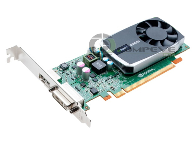 High Profile Standard ATX PNY Bracket for nVidia Quadro 600 Video Graphics Card