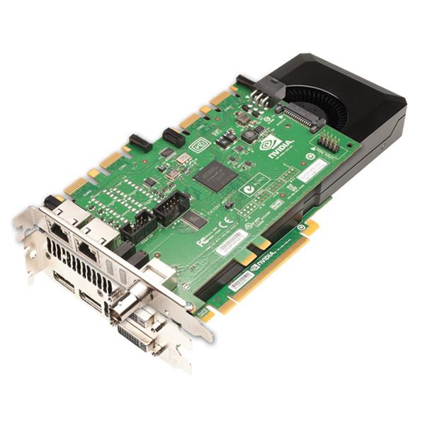 Pny Nvidia Quadro K5000 Sync 4gb Graphics Card