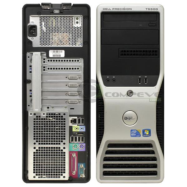 Dell Precision T5400 Trading Desktop Computer PC with 8 ...