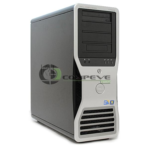 Dell Precision T7500 Barebone Case Motherboard Heatsink