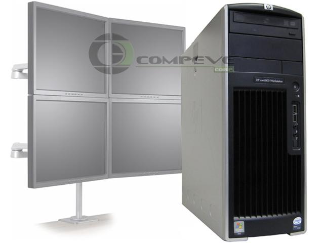 Hp xw8200 workstation