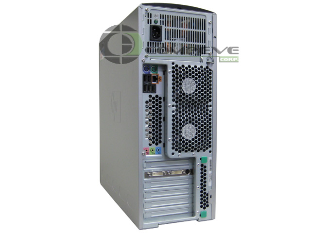 HP XW6600 WORKSTATION