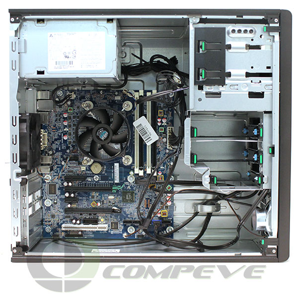 Hp Z230 Workstation Mini Tower I5 4570 3 60ghz 8gb Ram