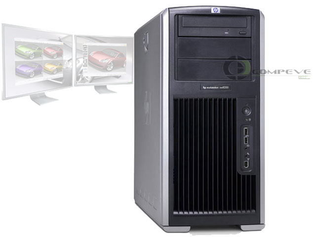 DRIVERS UPDATE: HP WORKSTATION XW8200