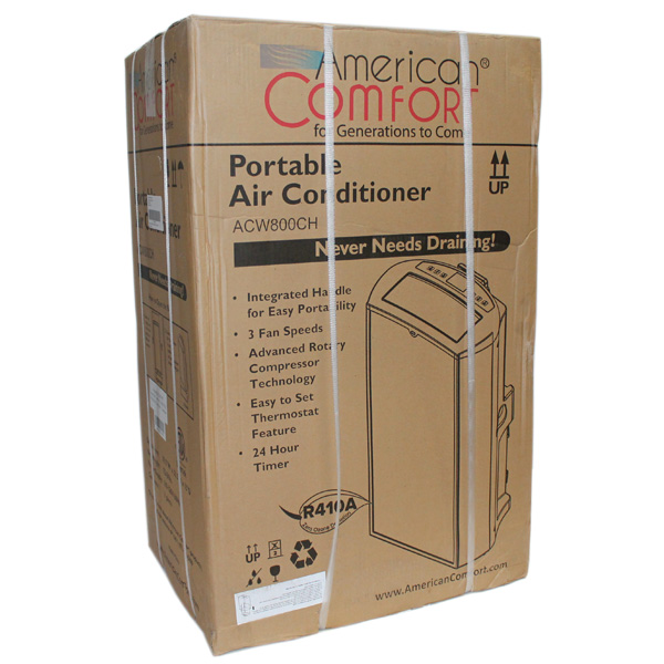 New American Comfort Portable Air Conditioner Ac Cooling