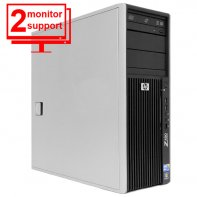HP Z400 Workstation 2.53Ghz W3505 ...