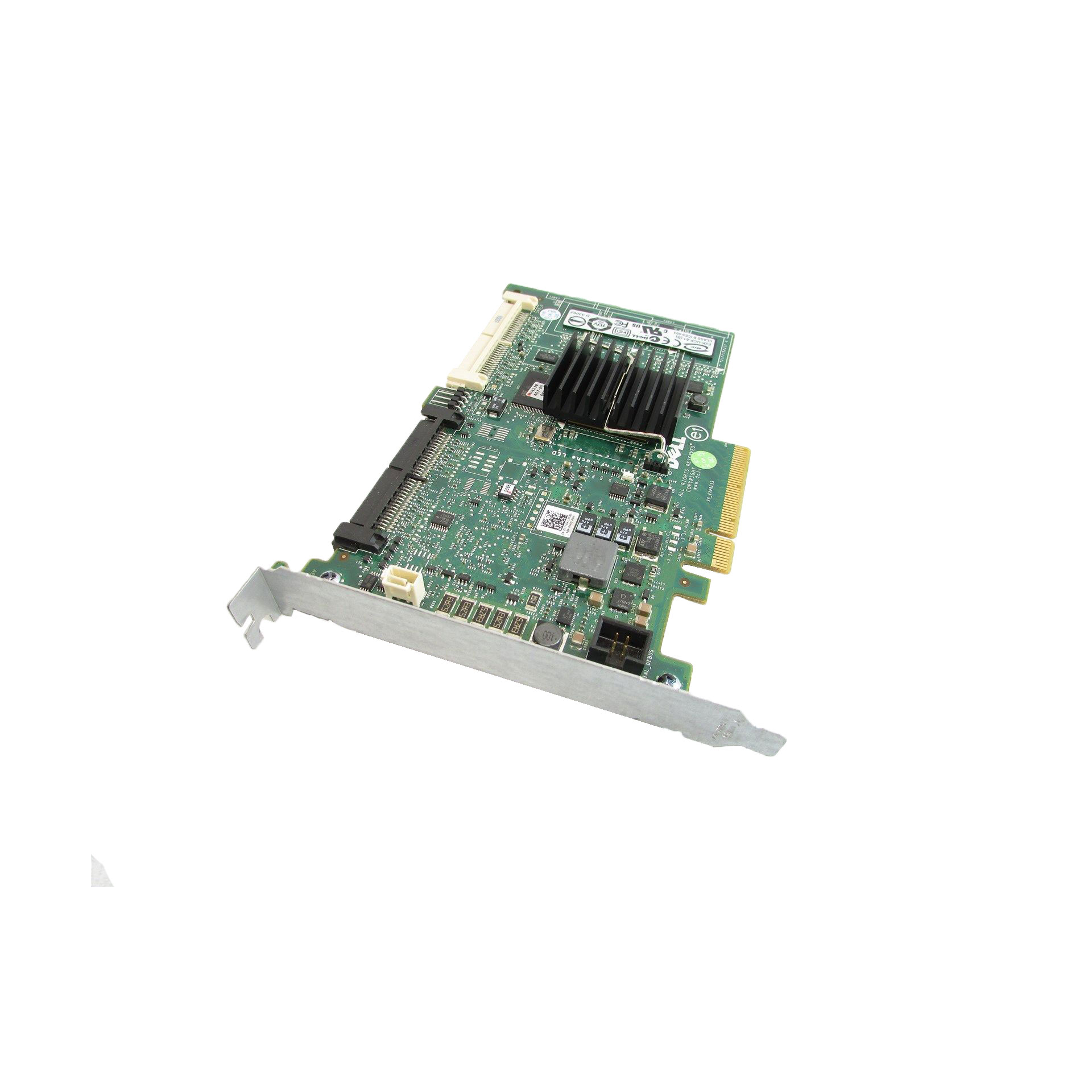 Dell PowerEdge PERC 6i SAS PCIe RAID Controller T774H