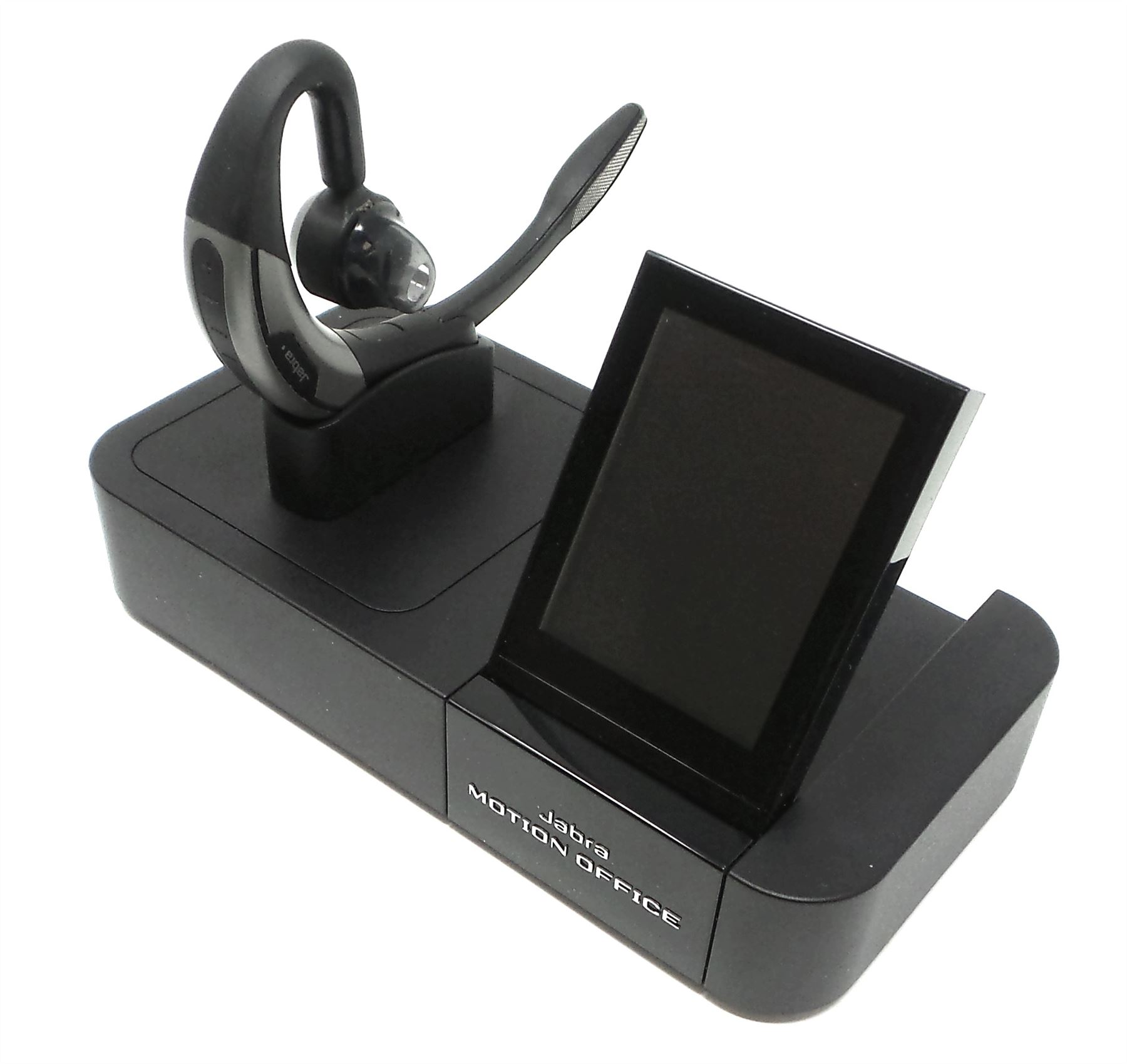 Jabra Motion Office MS Over the Ear Headset, Ear-Bud, Bluetooth,