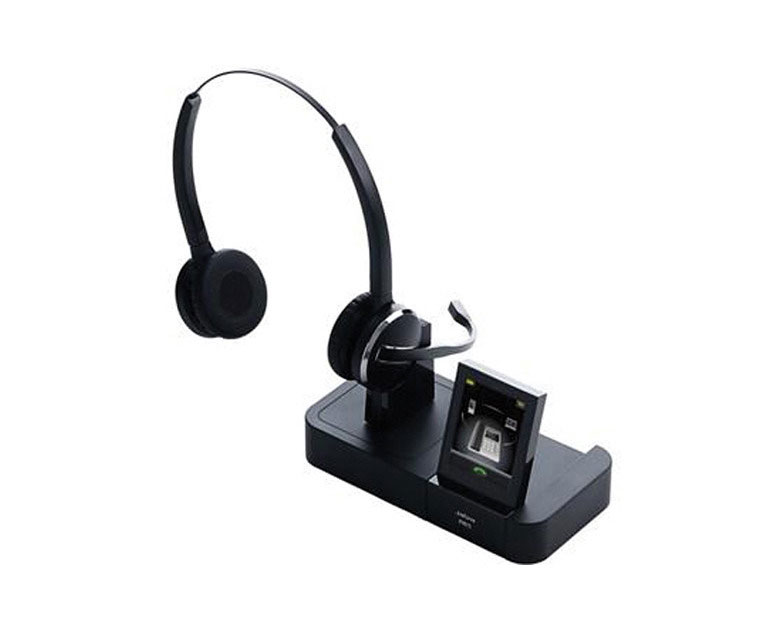 Jabra 9465 DUO On Ear Headset 9465-69-804-105