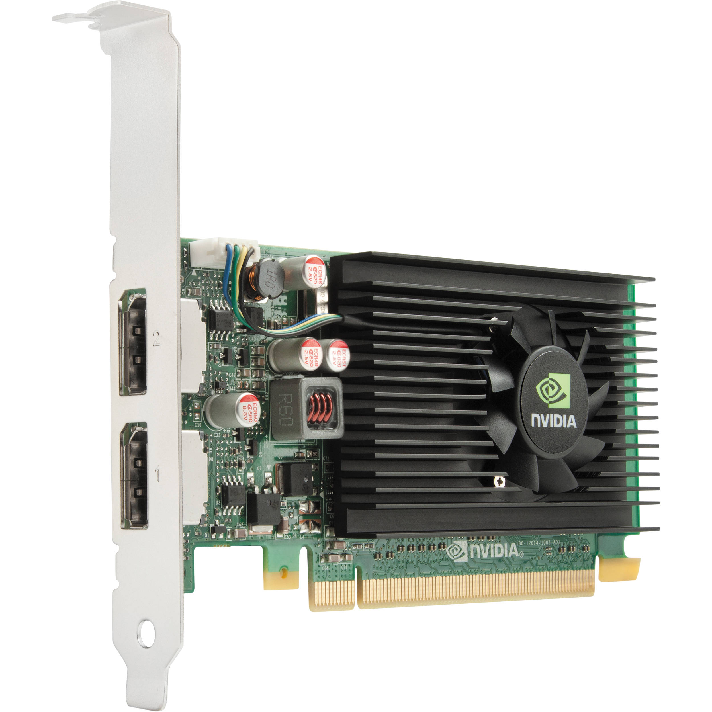 Dell NVS 310 low profile graphics card 1 GB DDR3 64-bit K3WRC