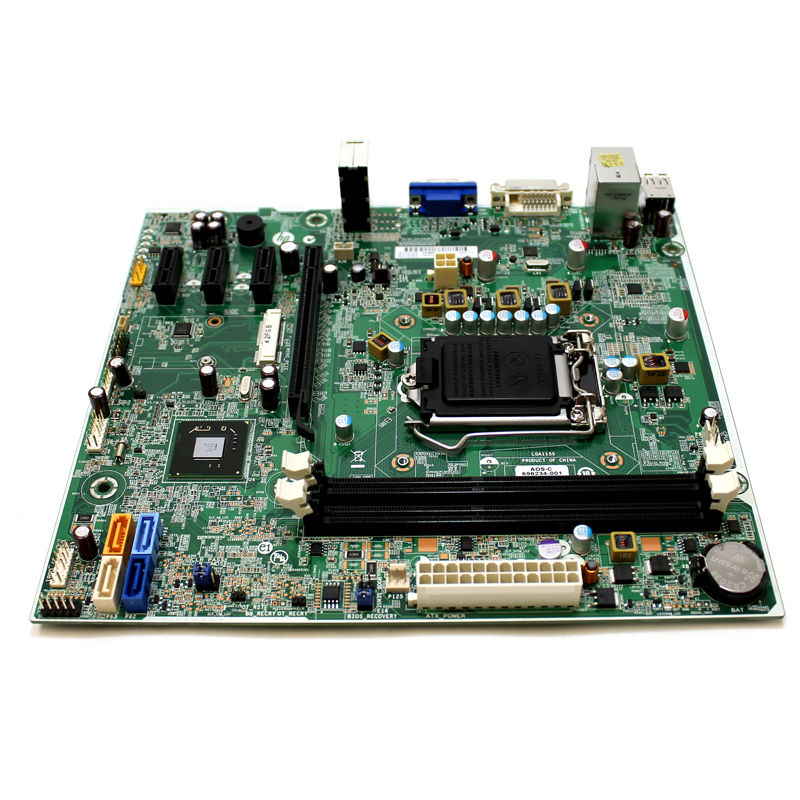 HP Pro 3500 701413-001 696234-001 H-Cupertino-H61- motherboard