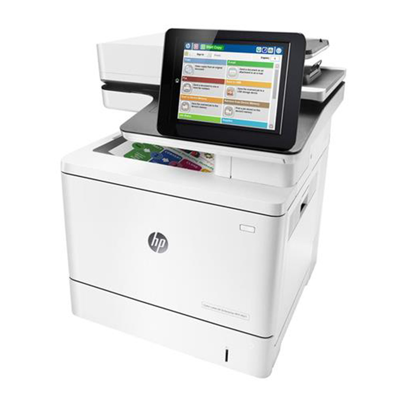HP LaserJet Enterprise Flow MFP M527c Mono Laser Printer