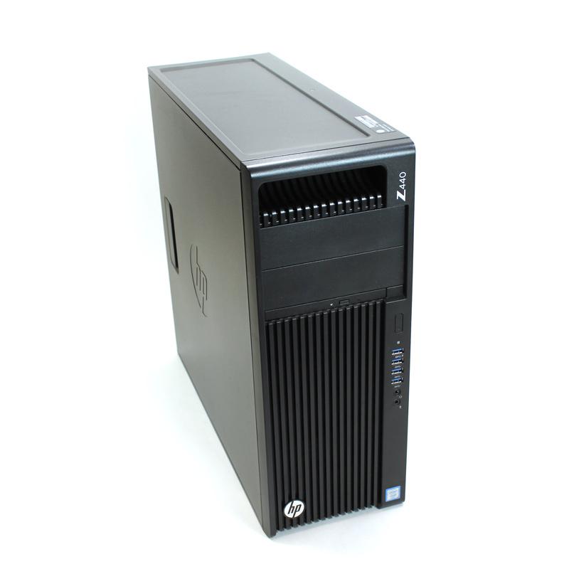 HP Z440 Xeon E5-1650v4 3 6GHz 8GB 256GB Win 10 Workstation
