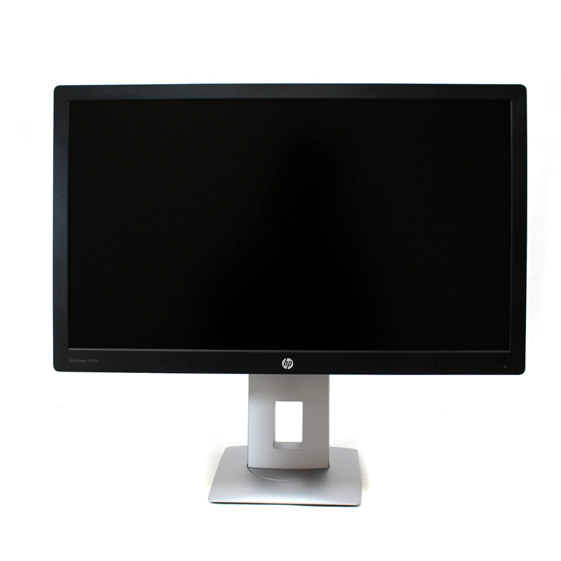 "HP EliteDisplay E272q 27"" Monitor M1P04AA 813594-001 820443-001"