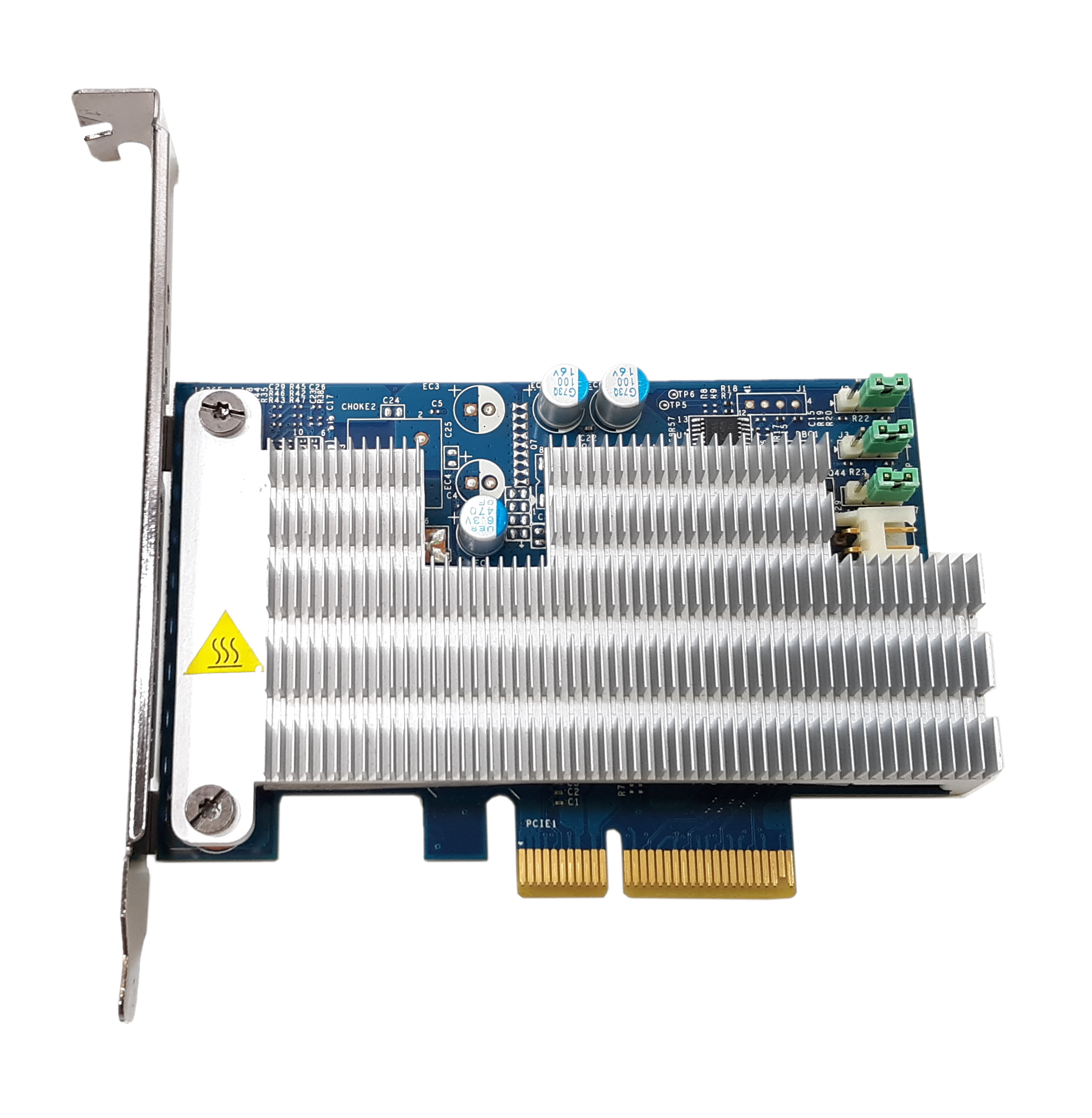HP Z Turbo Drive G2 PCI-E Card High Profile For M.2 with Heat Sink 742006-003