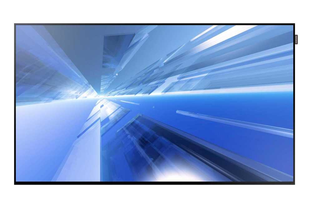 "Samsung DBE DB55E Series DB55E 55"" Commercial LED Display 1080p"