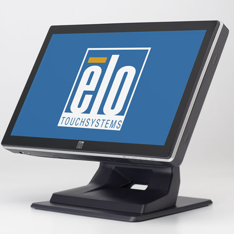"ELO TOUCHSYSTEMS 1519L Touchscreen E232070 BLACK 15.6"" SERIAL/US"