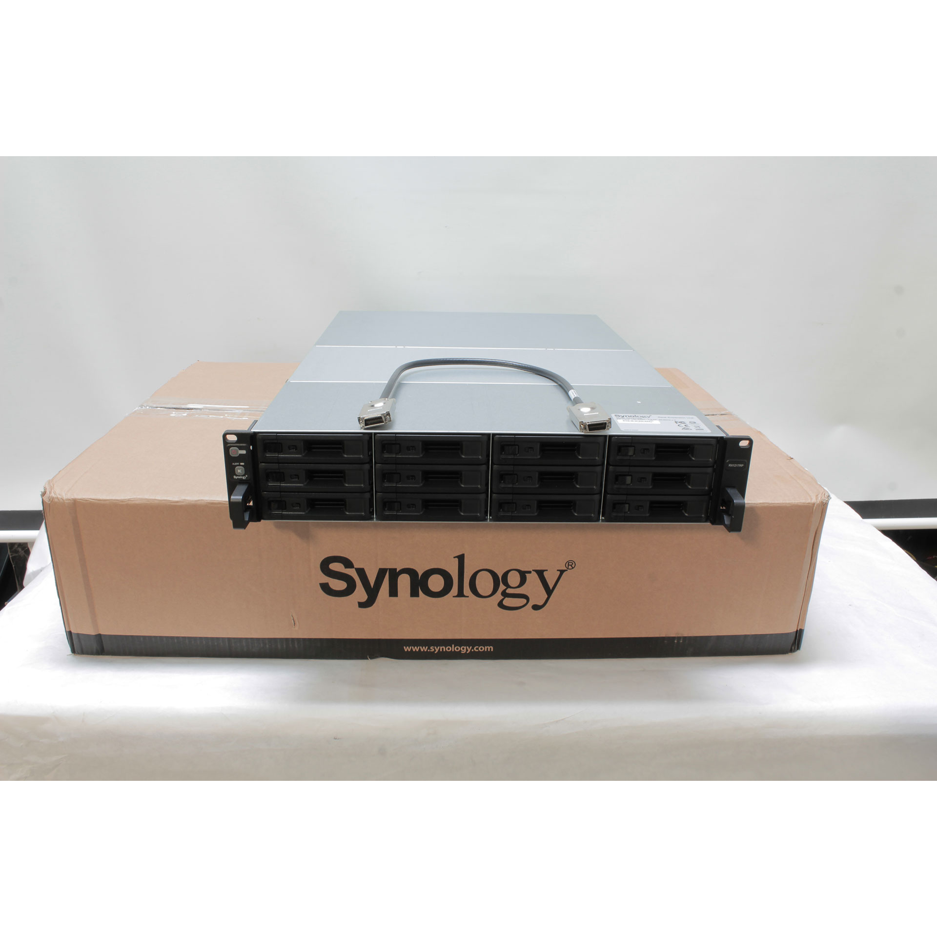 Synology RX1217RP Storage Enclosure 12 bays RX1217RP