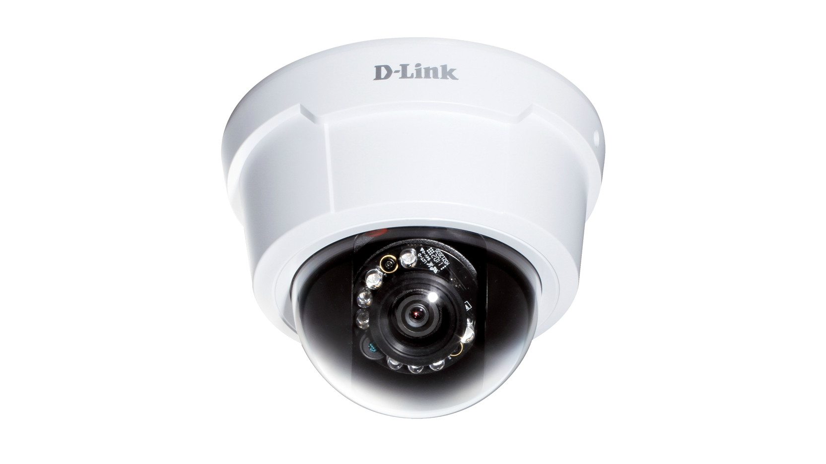 D-Link DCS-6113 Full HD Fixed Dome IP Network Dome Camera