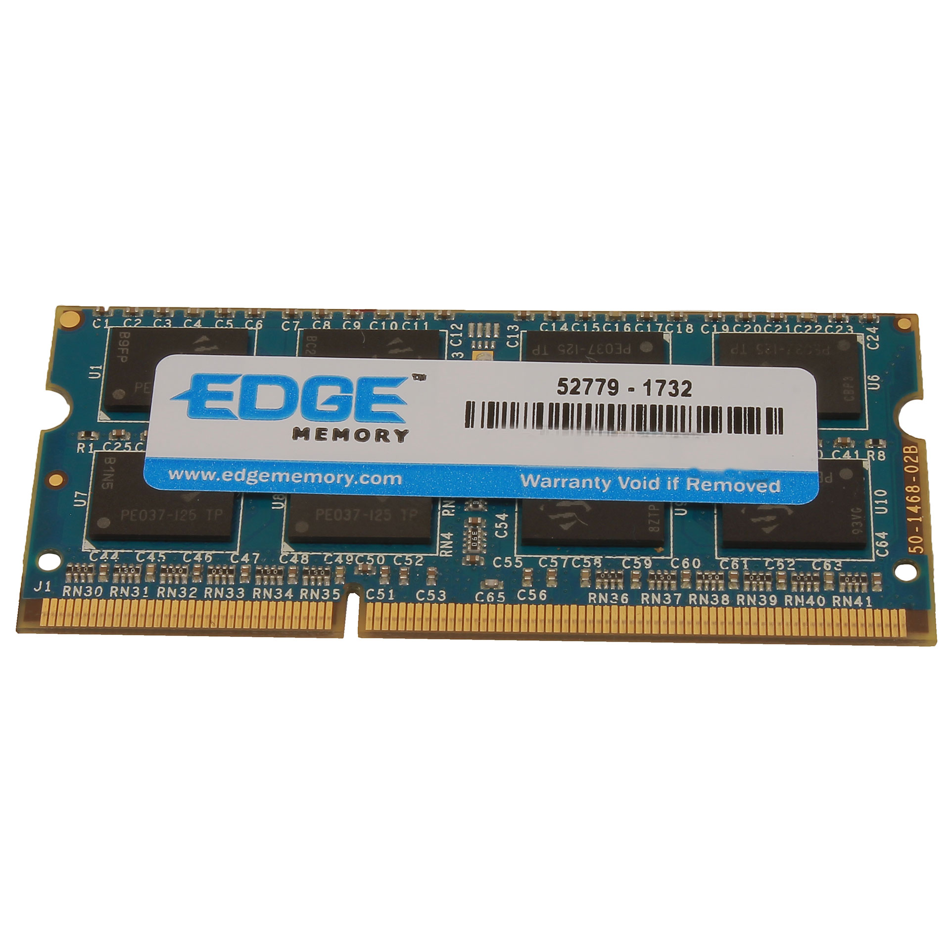 8GB EDGE 8GN622R08LW RAM SoDimm DDR3-L 1.35V 1600MHz Laptop