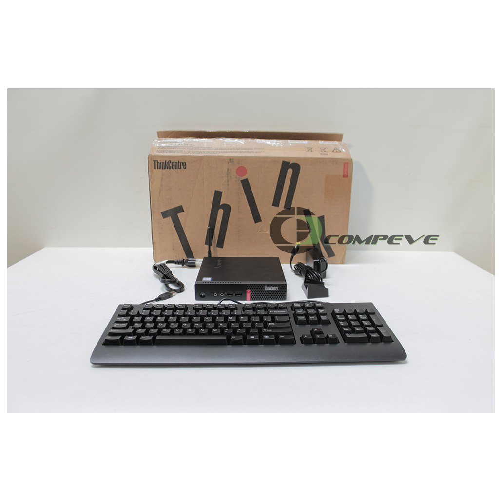 Lenovo ThinkCentre M710q Core i5 7500T 2.7GHZ RAM 8GB 10MR000JUS