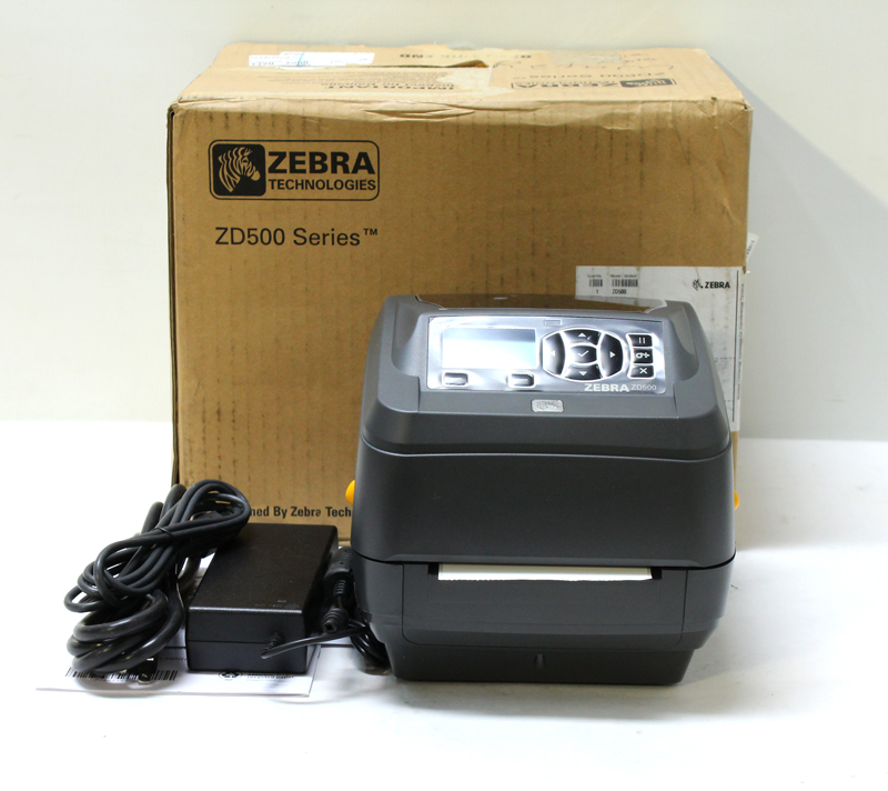 Zebra ZD500 Label Printer Monochrome Thermal ZD50043-T01A00FZ