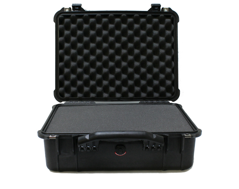Pelican 1450 with Pick 'n Pluck Foam Case 1520-000-110