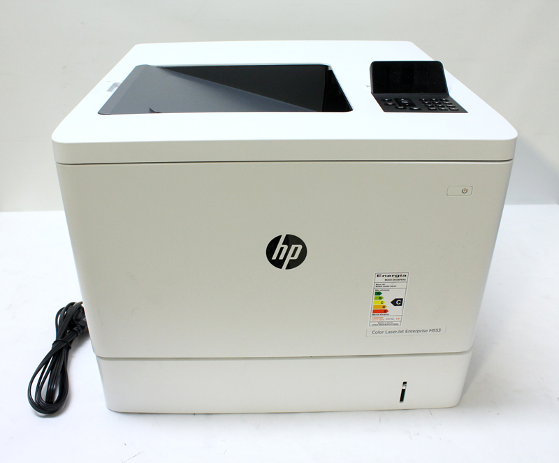 HP Color LaserJet ENT M553DN AC 220V Printer color laser B5L25A