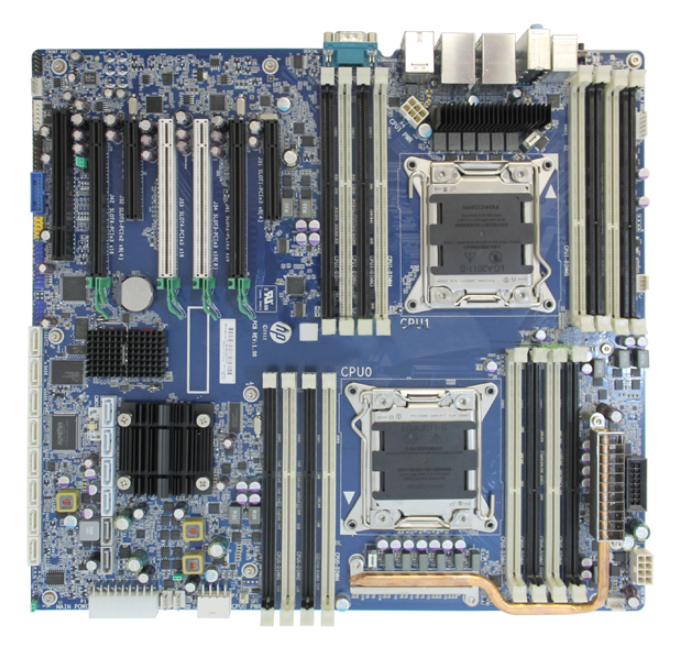HP Z820 Workstation Systemboard Motherboard LGA2011 618266-001
