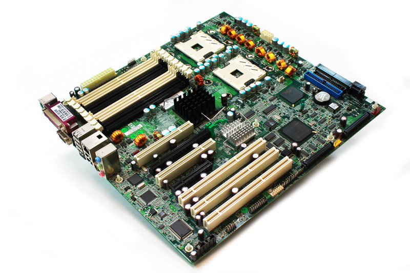 HP XW8200 Workstation Motherboard Dual Xeon 800MHz 409647-001